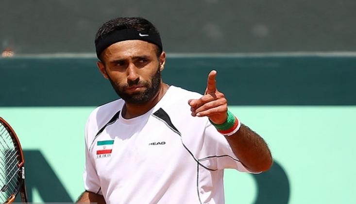 İran'lı Tenisçi İsrail'li Rakiple Karşılaşmayı Reddetti
