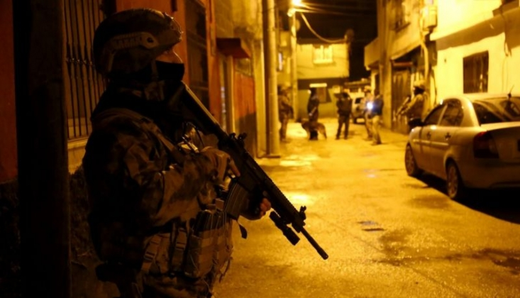 İstanbul'da IŞİD'in Bomba Timi Komutanı Yakalandı