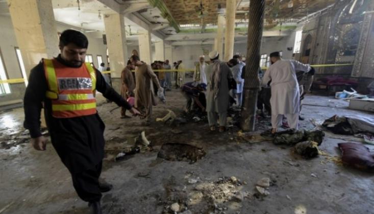 Pakistan'da Kur'an Kursu'na Zaman Ayarlı Bomba
