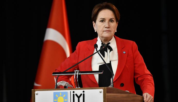 Akşener'den Erdoğan'a Müzakere Tepkisi