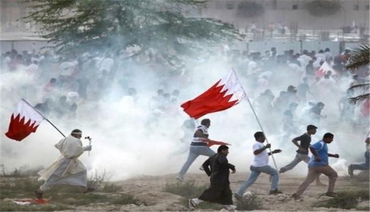 Bahreyn'deki Cinayetler Amerika ve İngiltere'nin İş Birliği ile Gerçekleşmektedir