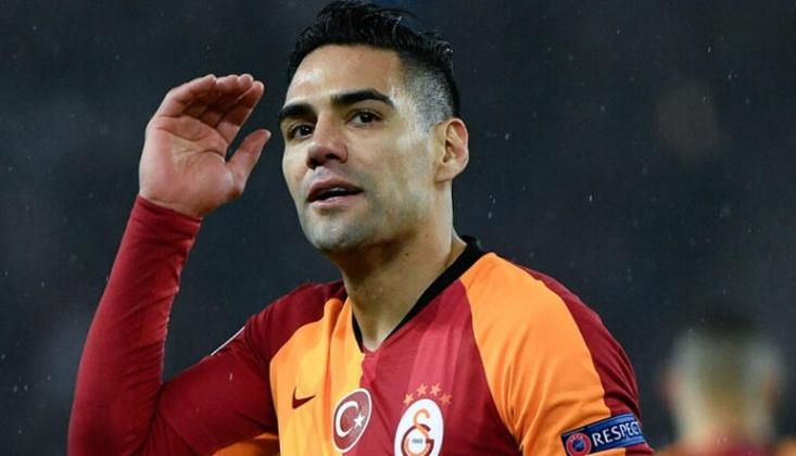 Galatasaray'da Falcao Gelişmesi!