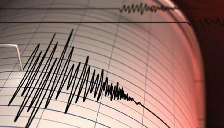 Marmara Denizi'nde 3,8 Büyüklüğünde Deprem