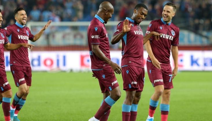 Trabzonspor'u Yabancı Oyuncuları Sırtlıyor