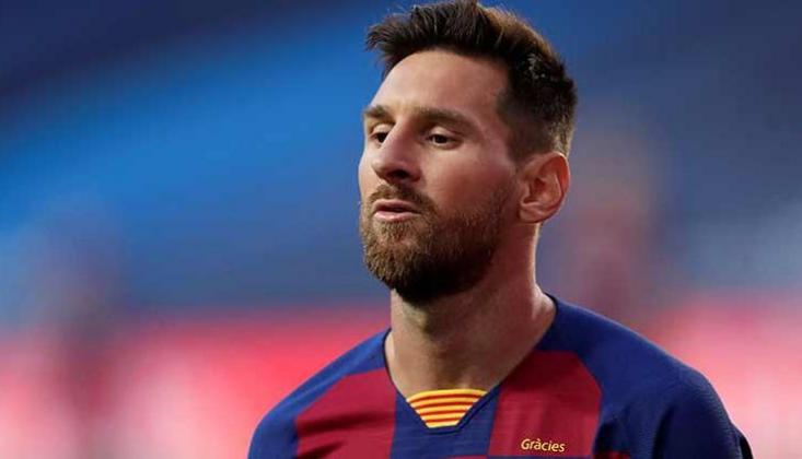 Messi Barcelona'dan Ayrılacak Mı? Man City Teklif Sundu