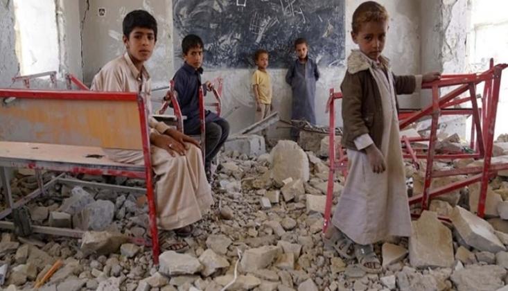"""""""Yemen Kuşatmasına Son Verin"""""""