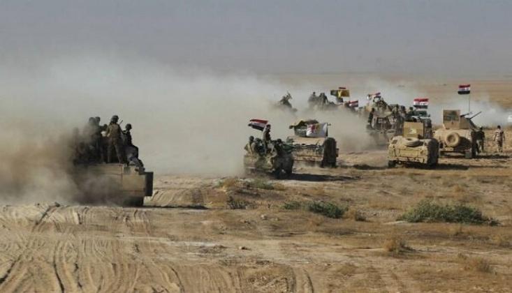 Irak'ta IŞİD'e Karşı Operasyonun 5. Aşaması Başladı