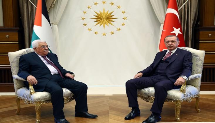 Erdoğan Davet Etti; Mahmut Abbas Türkiye'ye Gelecek
