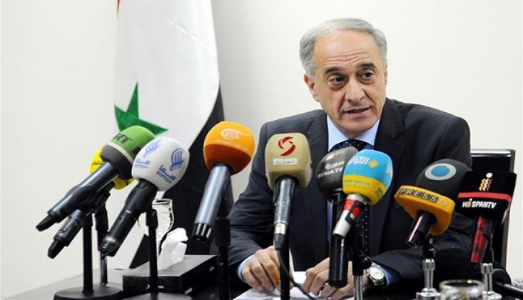 Türkiye Suriye'nin Milli Hakimiyetini İhlal Ediyor