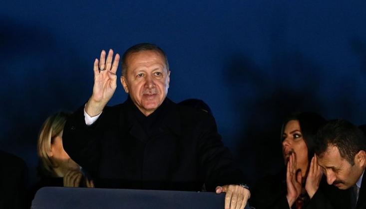 Erdoğan: İsteseniz De İstemeseniz De Kanal İstanbul Yapılacak