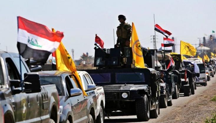ABD'nin Irak'a Karşı Eylemleri, Aleni Ve Utanmaz Bir Hal Aldı