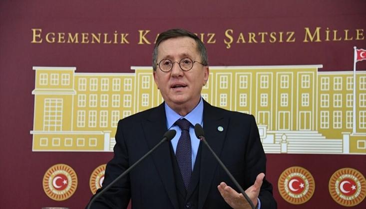 İYİ Parti Grup Başkanvekili Türkkan'dan 'Yeni Anayasa' Açıklaması