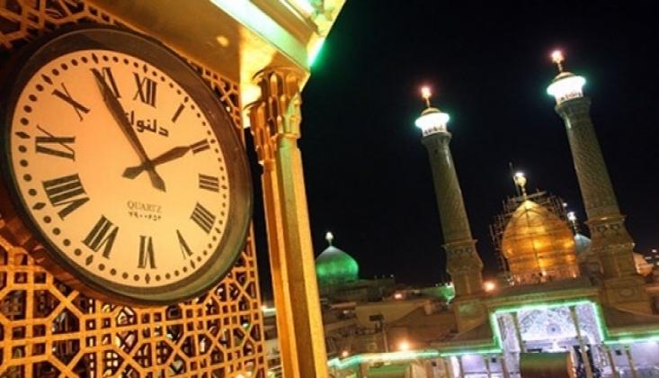 Hz Abdulazim Hasani'nin Vefatı