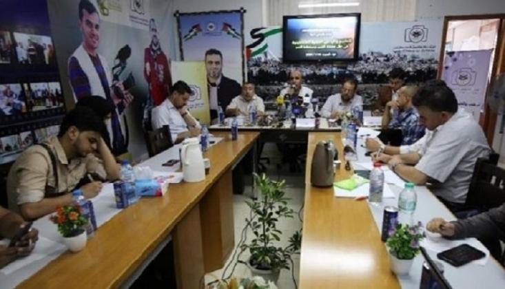 Filistin'de Kritik Toplantı