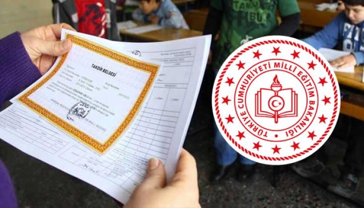 Öğrenci Karneleri, İsteyen Veliler İçin Basılı Olarak Verilecek