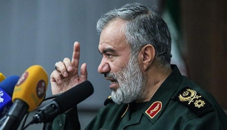 Fars Körfezi'nin Güvenliğinden İran ve Bölge Ülkeleri Sorumlu