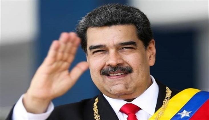 Maduro'dan Reisi'ye İşbirliği Mesajı