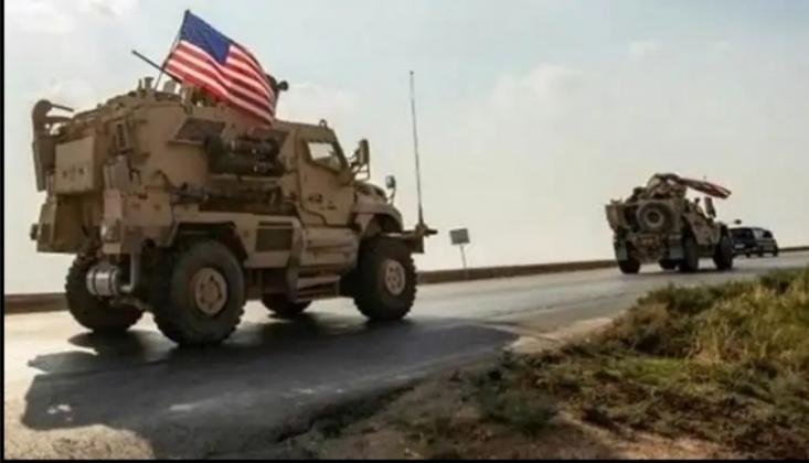 ABD Askeri Konvoyu Hedef Alındı