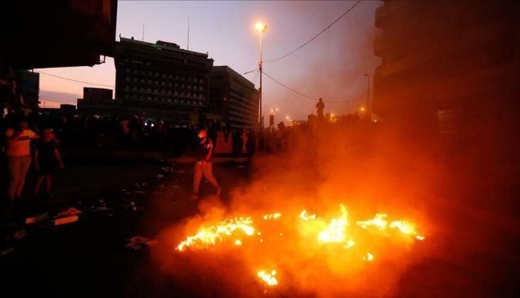 Bağdat'ta Art Arda Patlamalar