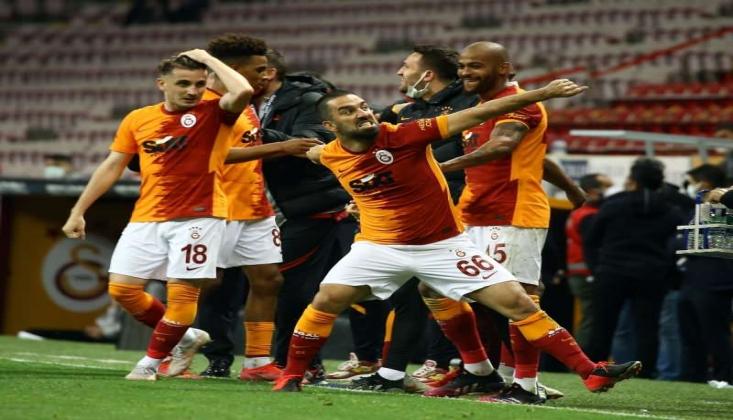 Galatasaray'ın Zirve İnadı! Beşiktaş Yıkıldı