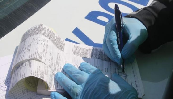 Samsun'daki Koronavirüs Denetimlerinde Rekor Ceza
