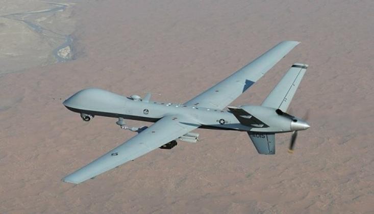 ABD: İHA'mızı Rus Hava Savunma Sistemi Düşürdü