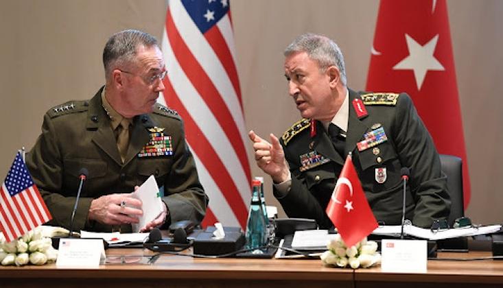 Liyakat Nişanından Ortadoğu Müttefikliğine Türkiye