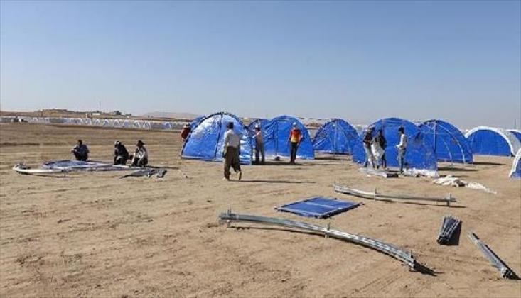 Haşdi Şabi Kerbela'da Sahra Hastanesi Kurdu