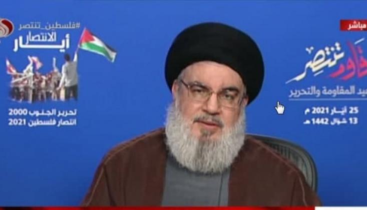 Nasrallah: Kırmızı Çizgiler Artık Bir Anlam İfade Etmiyor