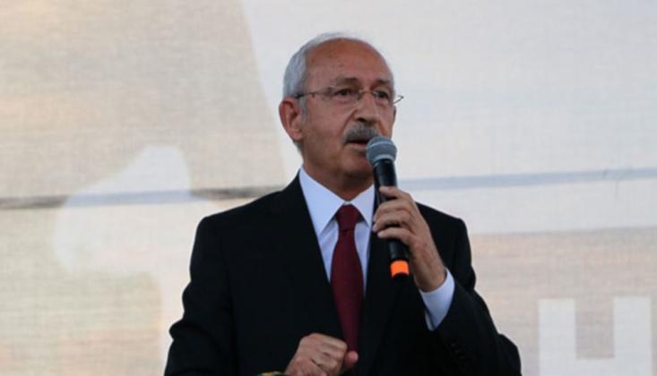Kılıçdaroğlu'ndan Krize Karşı Beş Maddelik Çağrı