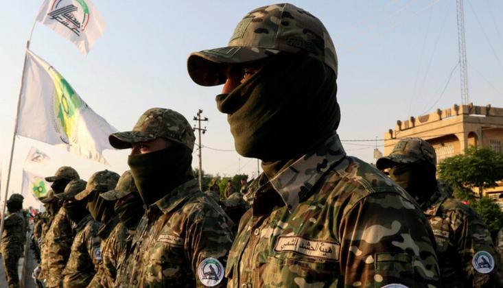 Selahaddin'de Haşd Şabi Operasyonu