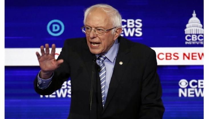 Sanders: Milyonlarca Amerikalı Açlık Tehlikesi Yaşıyor