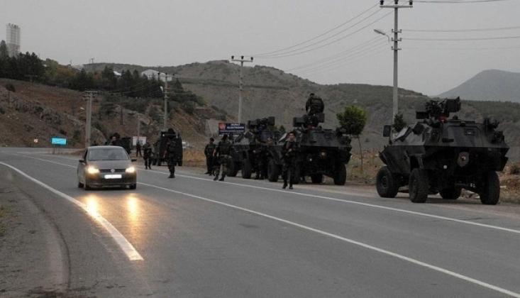 Tunceli'de 29 Bölge 'Geçici Özel Güvenlik Bölgesi' İlan Edildi