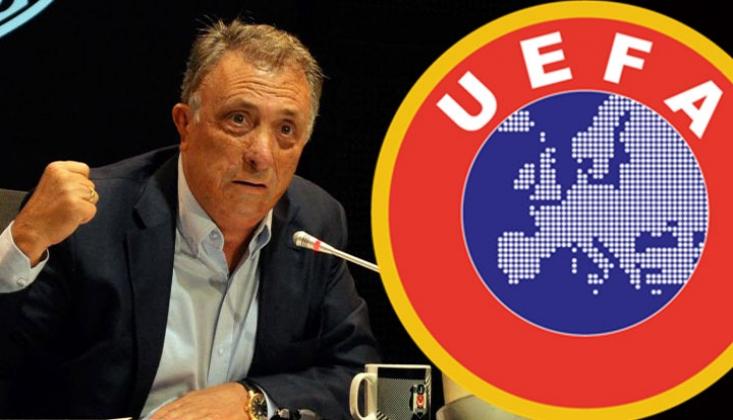 Beşiktaş'a UEFA Müjdesi! Tehlike Kalktı