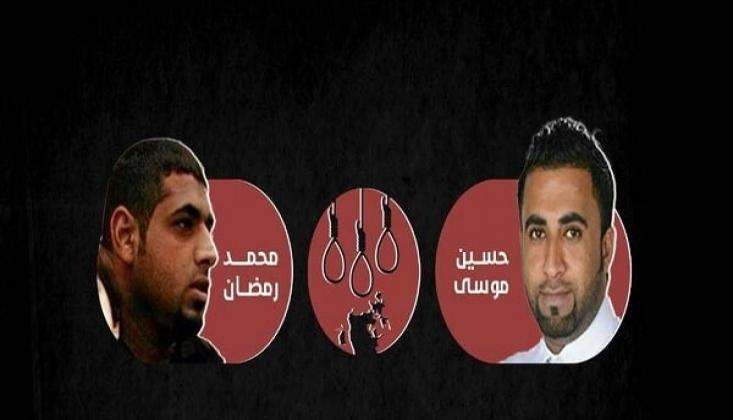 Bahreyn El-Vifak Cemiyeti'nden Rejimin İdam Kararlarına Kınama