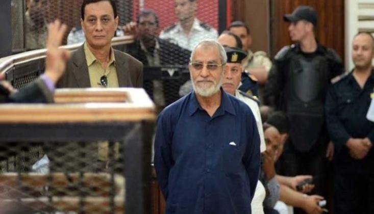 İhvan Liderlerine Müebbet Hapis Cezası