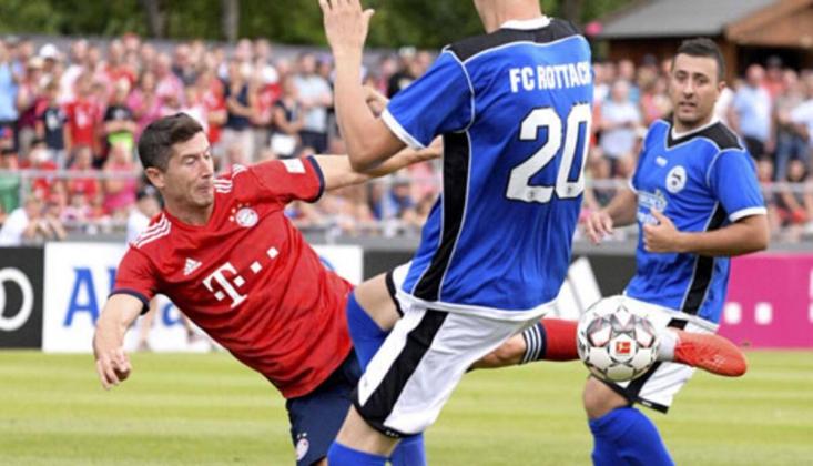 Bayern Münih Chelsea'ye Acımadı!