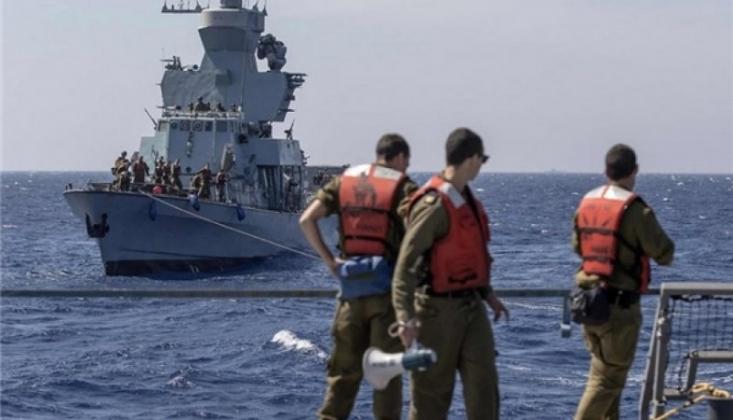 Siyonist Rejimin Deniz Tatbikatı Başladı