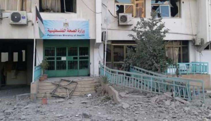 Gazze'de Koronavirüs Kliniği Kullanılamıyor