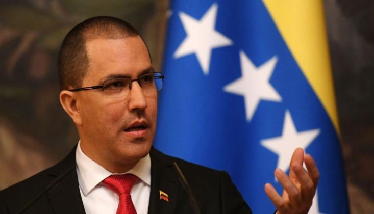 Venezüella, ABD'yi Uluslararası Ceza Mahkemesi'ne Şikayet Etti