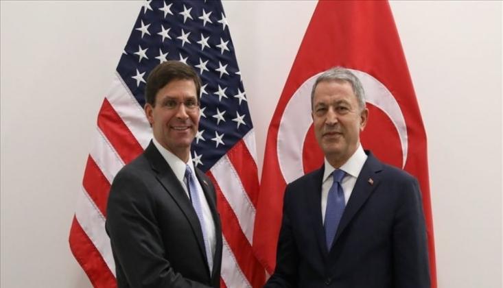 ABD Savunma Bakanı'ndan Akar'a Operasyon Eleştirisi