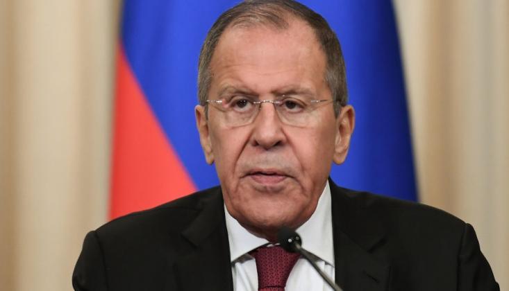 Lavrov: NATO Dünya Üzerinde Tahakküm Kurmaya Çalışıyor