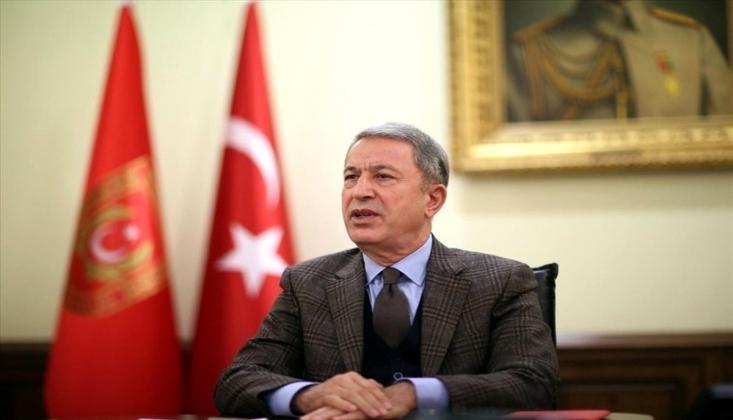 Akar, Azerbaycanlı mevkidaşı Hasanov'la görüştü