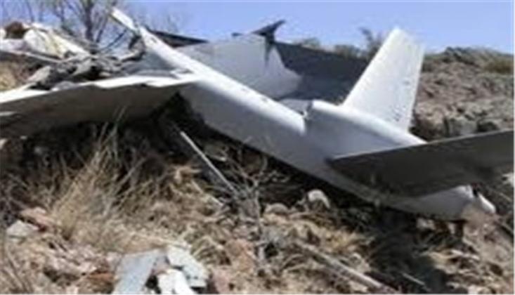 Necran'da Suudi Koalisyonuna Ait Casus İHA Düşürüldü
