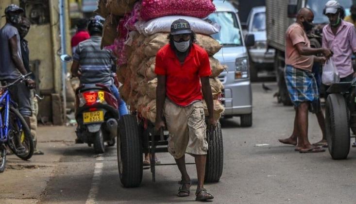 Sri Lanka Ekonomik Acil Durum İlan Etti