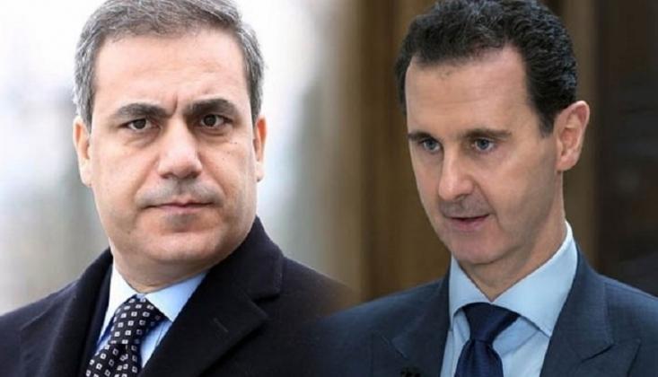 'Esad, Ankara'dan Üç Talepte Bulundu'