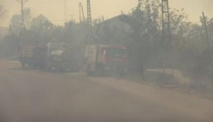 Adana'daki Yangınla İlgili Korkunç Şüphe