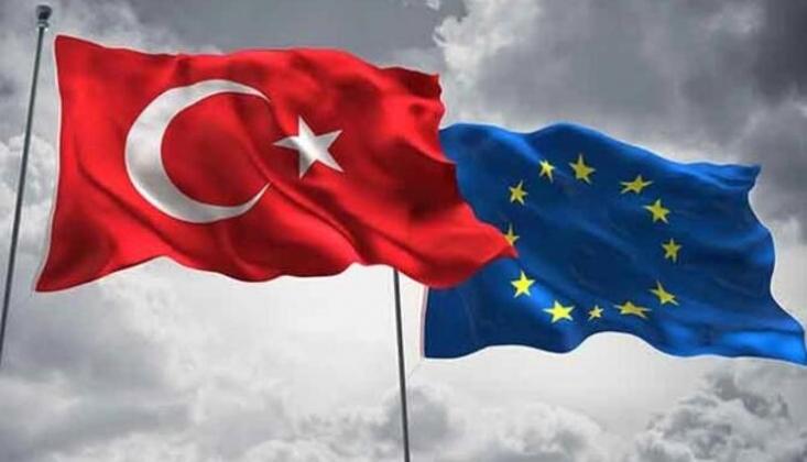 AB ile Türkiye Anlaştı