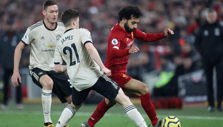 Liverpool, Manchester United'ı Da Mağlup Etti