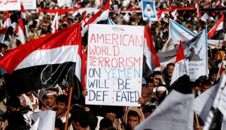 Terör Devleti ABD'den Yeni Yaptırımlar